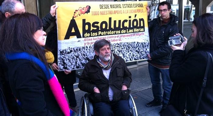 Madrid: Pedido ante el consulado de Argentina