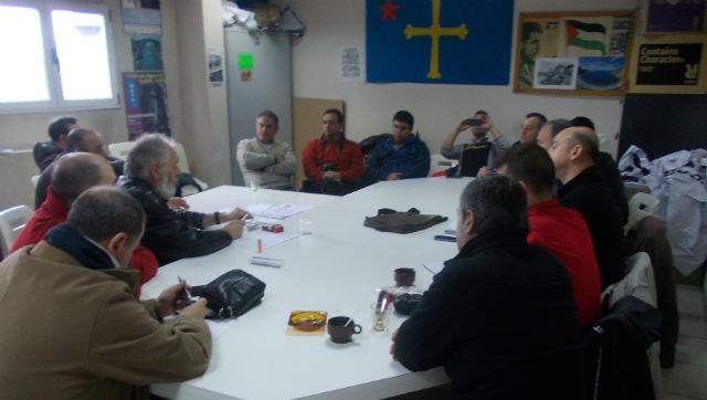 Una intensa jornada de unión y solidaridad de clase