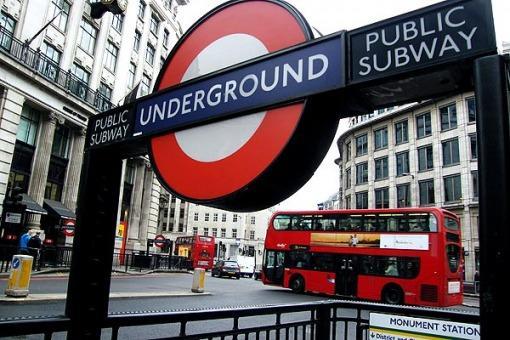 Londres paralizada por huelga del subte