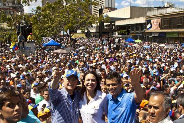 Frente a los recientes hechos y movilizaciones organizadas por la derecha en el país