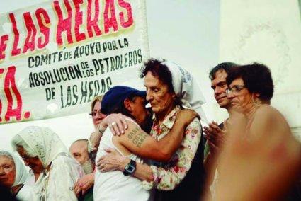 Extraordinario pedido nacional e internacional por la absolución de los petroleros de Las Heras