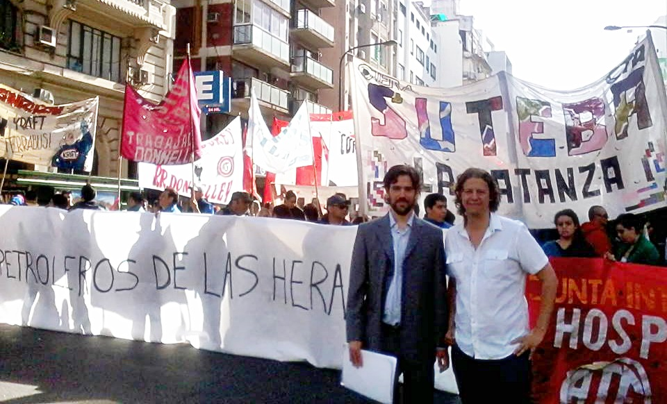 El Frente de Izquierda presenta proyecto de ley por el salario y para prohibir despidos