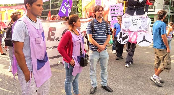 Botschafter empfängt ArbeiterInnen von Kromberg & Schubert