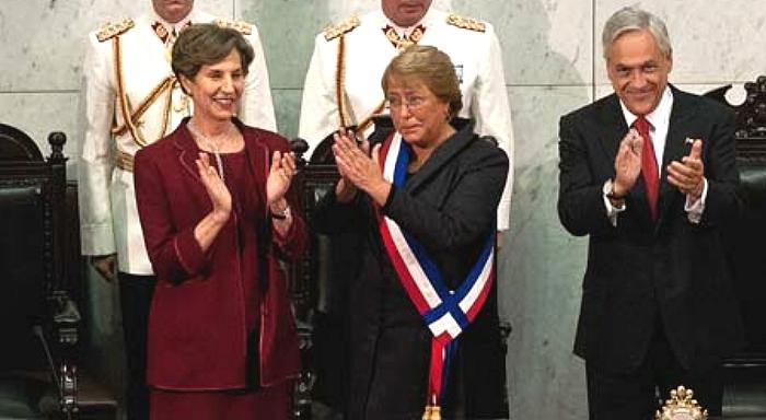 Chile: La asunción de Bachelet en una Latinoamérica efervescente