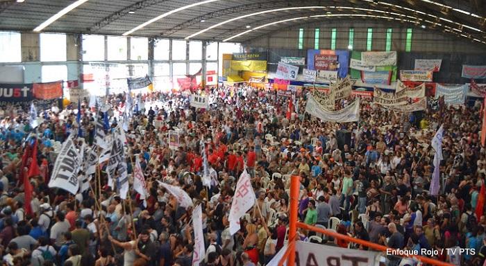 Argentinien: Treffen der kämpferischen Gewerkschaftsbewegung