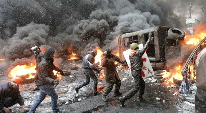 Eskalation in der Ukraine