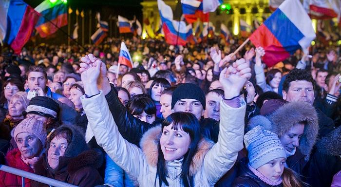 """Ucrania: Una """"revolución democrática"""" al servicio de la burguesía pro europea"""