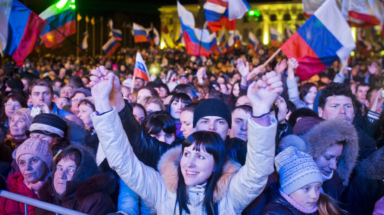 ¿Hacia la partición de Ucrania?