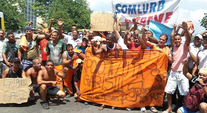 Nossas batalhas no movimento operário depois de junho e da histórica greve dos garis do Rio de Janeiro