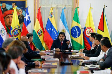 Crisis in Venezuela: From the Political Impasse to the Actions of UNASUR