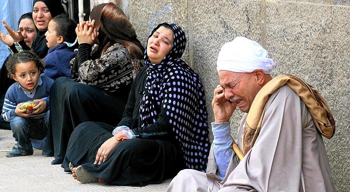 É preciso uma política revolucionária no Egito