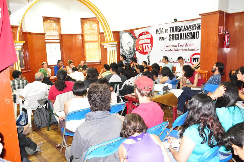 México: Se realizó el I Congreso de la LTS