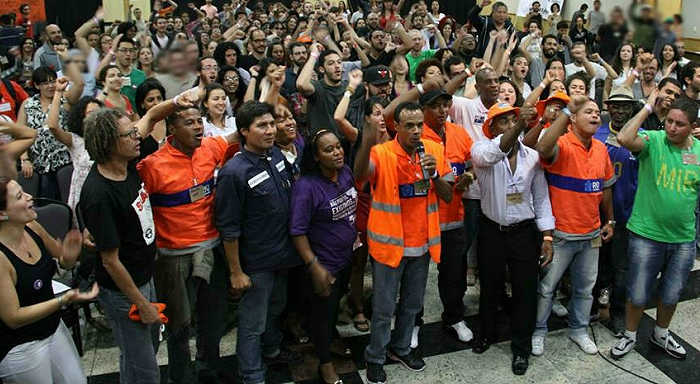 Brazil: More than 200 workers founded Movimento Nossa Classe [Our Class Movement]