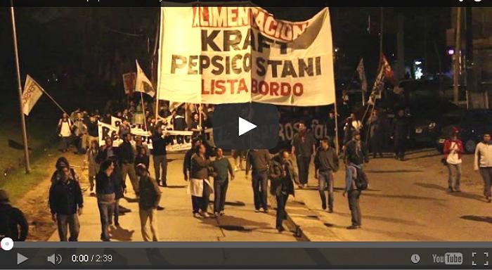 Argentina, 10A Paralização Nacional Ativa · Piquete na Panamericana Parte 1
