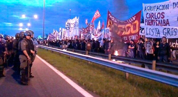 Argentina: April 10th-Big strike against the cuts