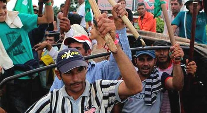 Première grève générale en vingt ans au Paraguay