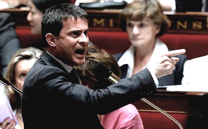 Valls premier ministre: ã droite toute!
