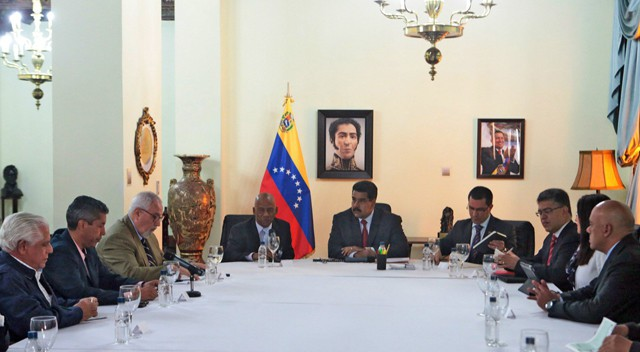 They are preparing a reactionary solution to the crisis in Venezuela