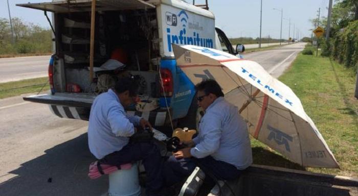 Reforma a la ley de Telecomunicaciones: golpe para los trabajadores de Telmex