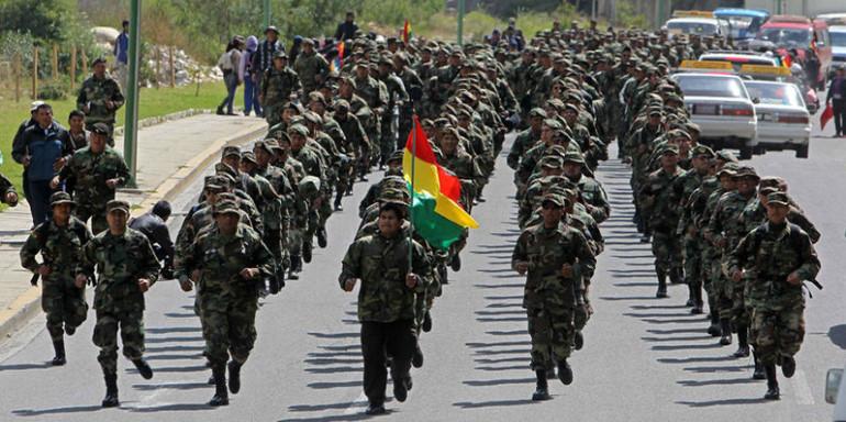 Ante el movimiento de los suboficiales y sargentos de las FF.AA.