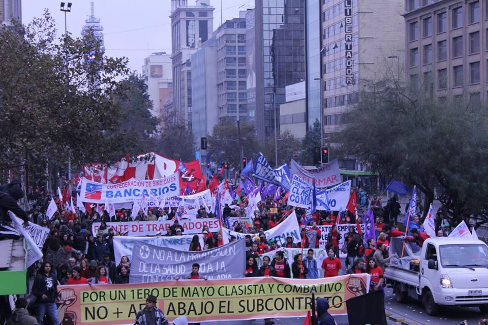 de Mayo - Actos en distintas ciudades de Chile
