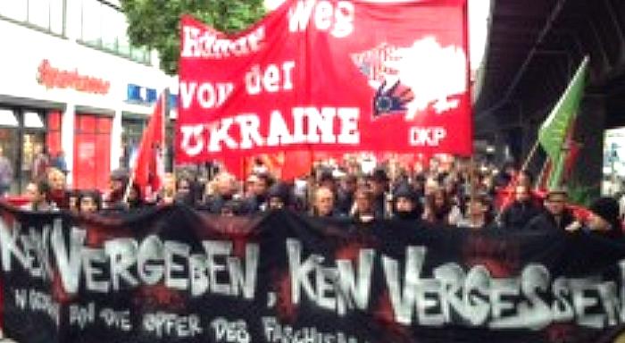 Alemania: Indignación y duelo ante la masacre de Odesa