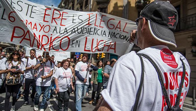 En vísperas del juicio, decenas de Sindicatos, Comités de Empresa, Secciones, Delegadxs y afiliadxs dan su apoyo a la lucha de Panrico