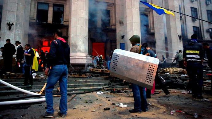Pour empêcher des «nouveaux Odessa», il est urgent que la classe ouvrière intervienne en Ukraine!