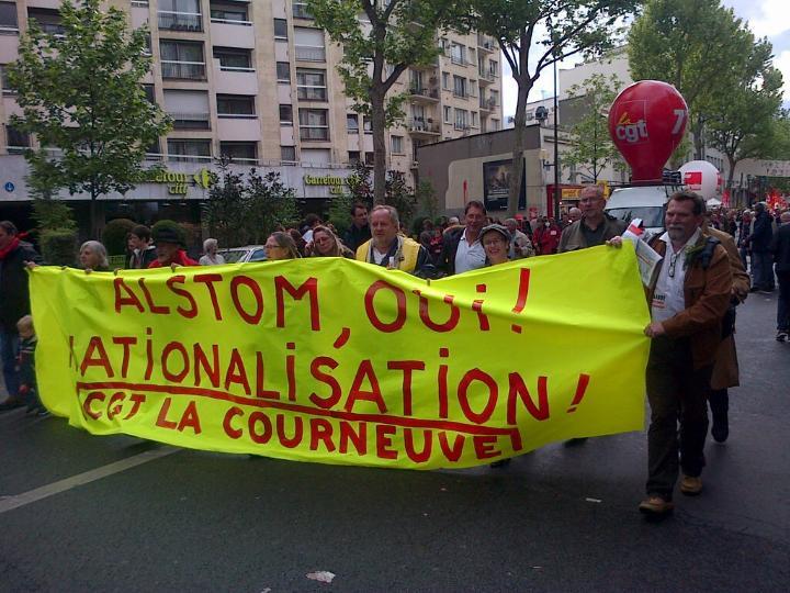 Alstom: beaucoup de prétendants mais une seule solution