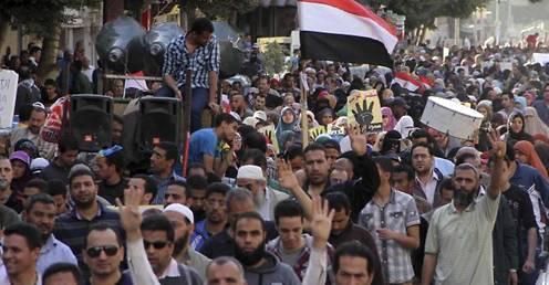 Egito: golpe contrarrevolucionário, repressão e o desmoronamento teórico da LIT-QI