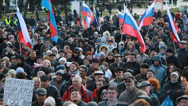 Aprofunda-se a crise na Ucrânia