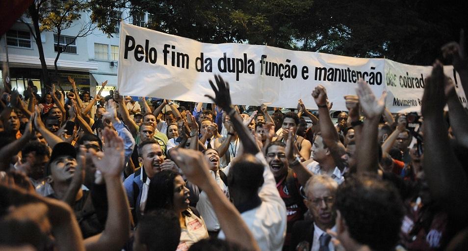 Unificar o ativismo operário para coordenar as lutas e fazer uma paralisação de todo o Rio!