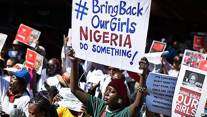 L'enlèvement des filles au Nigeria et le cynisme de l'impérialisme