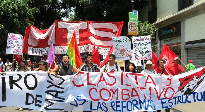 Surge una nueva alternativa de izquierda y socialista en México