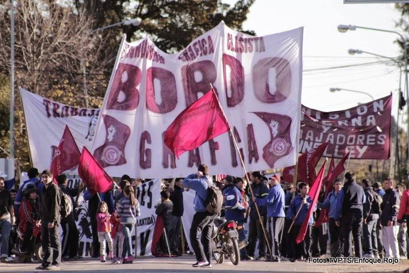 Argentina: May 24th. Crowded Meeting of combative unionists in the northern suburbs