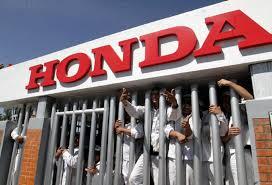 Solidaridad con los trabajadores de Honda México