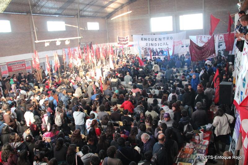 Argentine: l'organisation de l'avant-garde ouvrière et du trotskysme s'approfondit