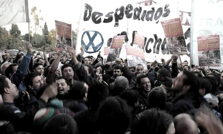 Argentine: Un exemple de lutte contre les licenciements