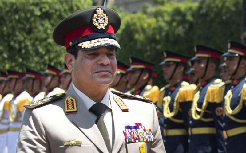 El triunfo de Al Sisi busca legitimar el golpe contra revolucionario