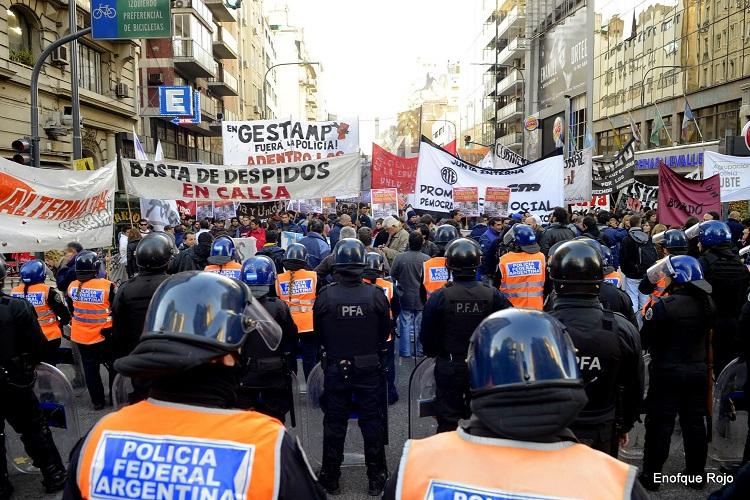 Trabajadores despedidos de Gestamp siguen en lucha por su reincorporación