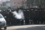 Brasil: Acto del Frente de Izquierda en apoyo a las luchas y contra la represión