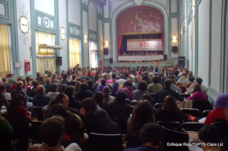 Argentinien: XIV. Kongress der PTS