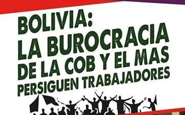 No a la expulsión de Javo Ferreira. Basta de persecución a los luchadores