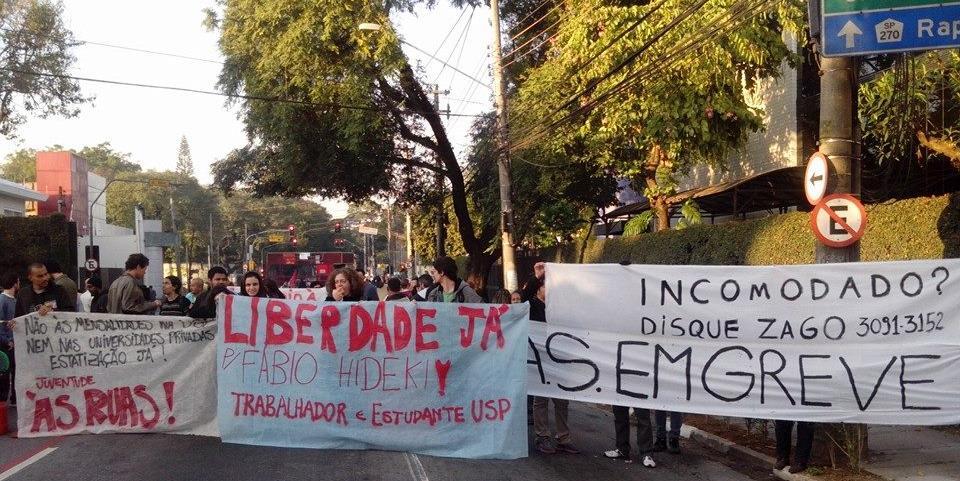Fortalecer e radicalizar a greve para derrotar o CRUESP e o governo