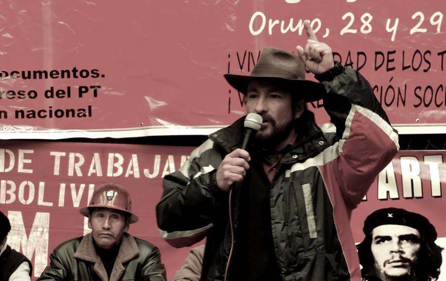Persecución política en Bolivia