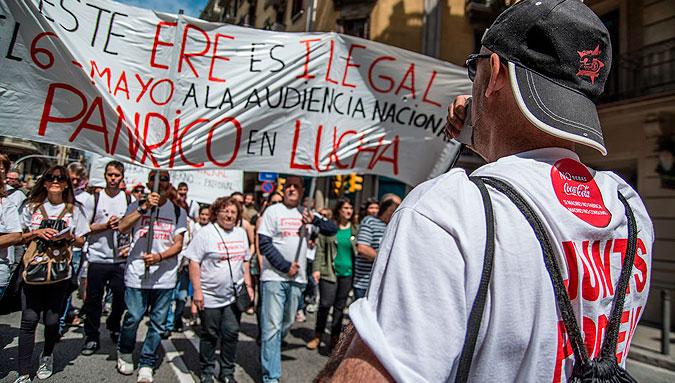Estado espanhol: as greves heróicas de Panrico e Coca Cola
