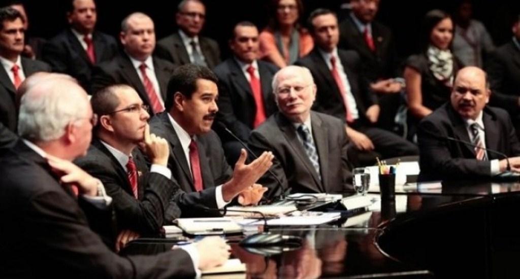 Nuevo capítulo en la crisis del gobierno de Maduro