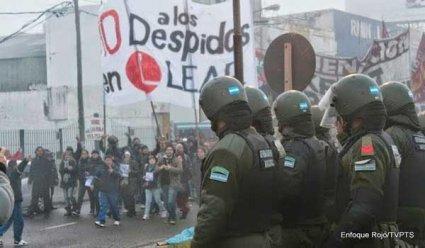 Lear: una causa obrera contra las multinacionales buitres