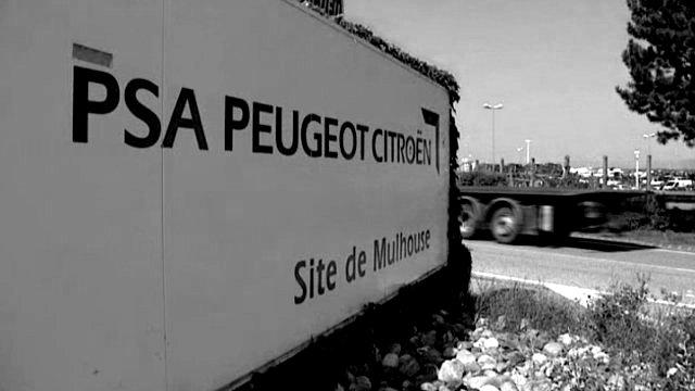 Suicide d'un ouvrier sur le site de PSA Mulhouse: assez de vies broyées!