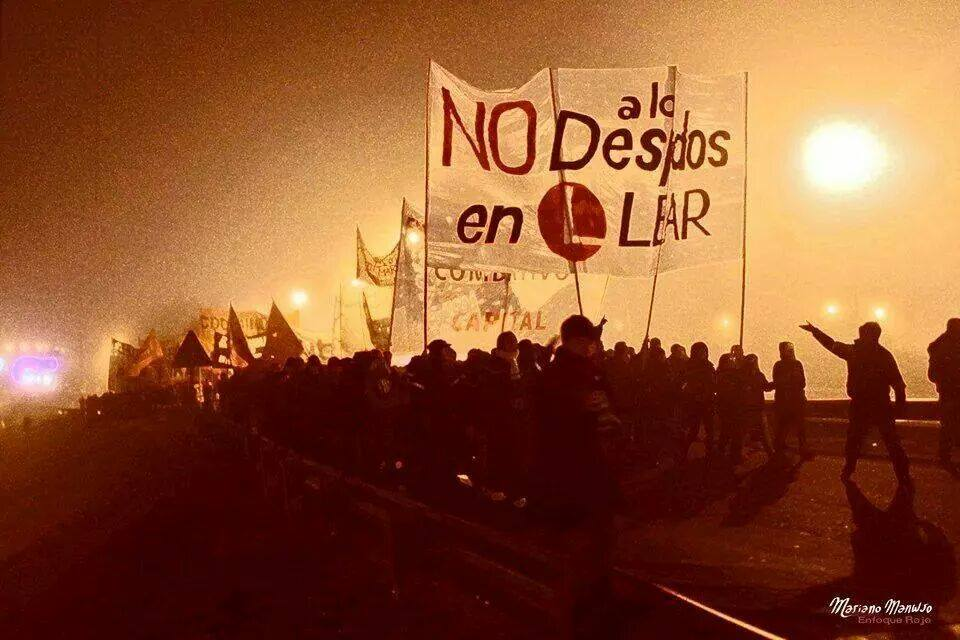 Important figures against layoffs and attacks on workers in LEAR Corporation
